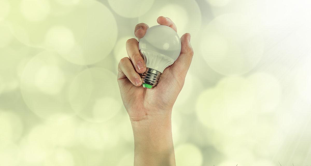 Protección medioambiental LED's