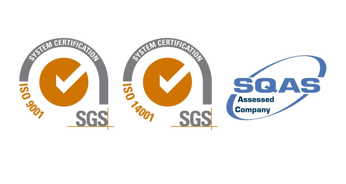Renovación Certificación ISO 9001:2015 y 14001:2015